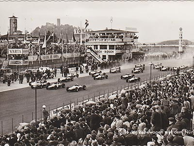 Nürburgring Start