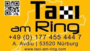Taxi am Ring